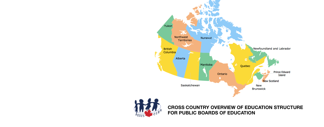 Cross Country Overview – Public Boards of Education